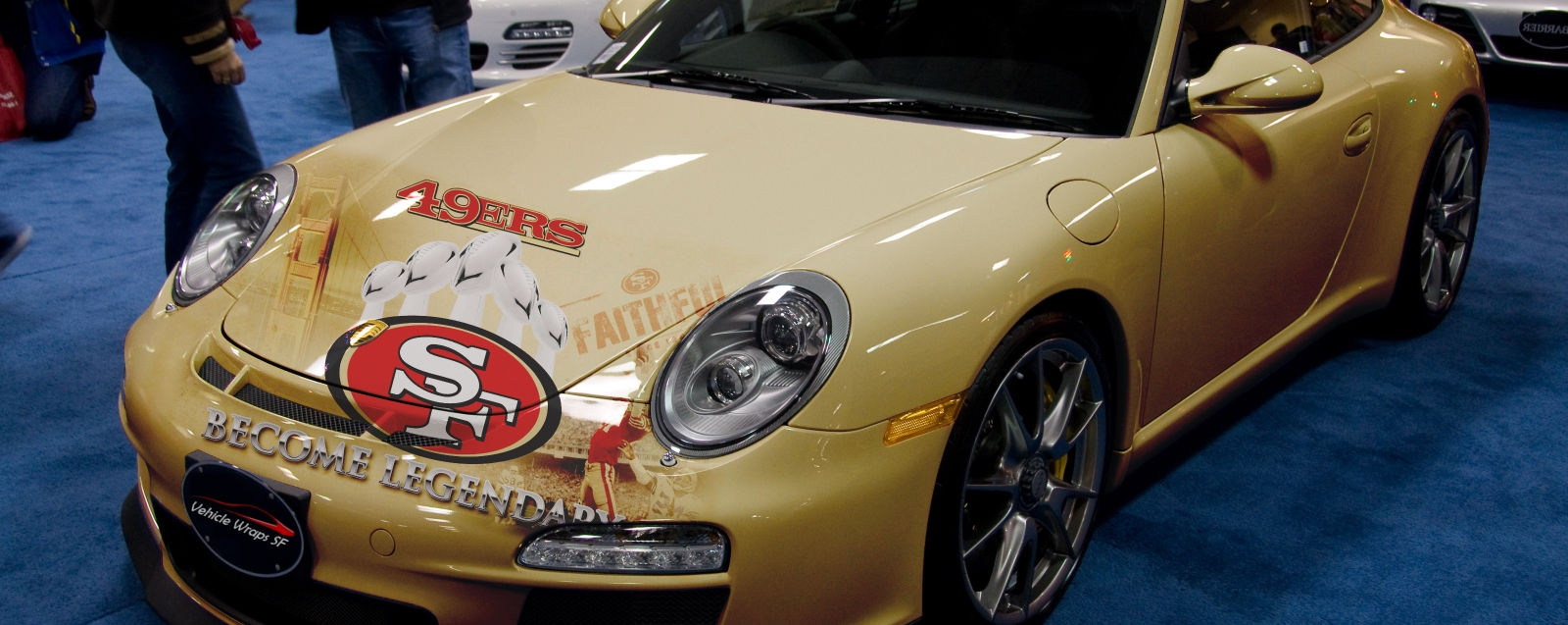 Vehicle Wraps SF